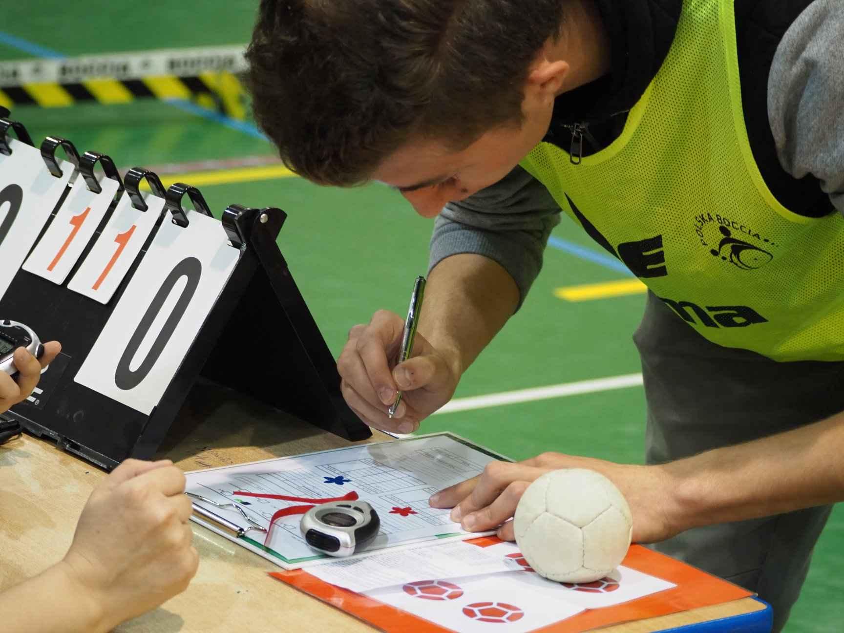 Wzięliśmy udział w eliminacjach do Mistrzostw Polski.