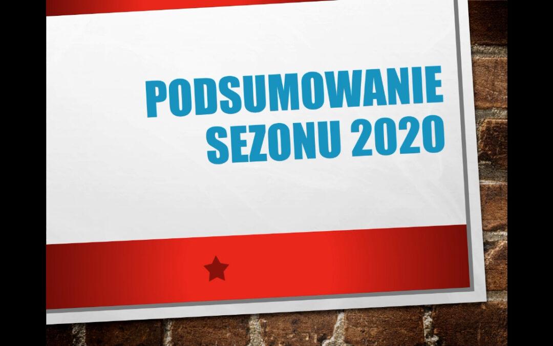 Podsumowanie sezonu 2020